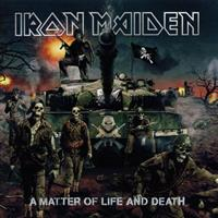 IRON MAIDEN: A MATTER OF LIFE AND DEATH-REMASTERED