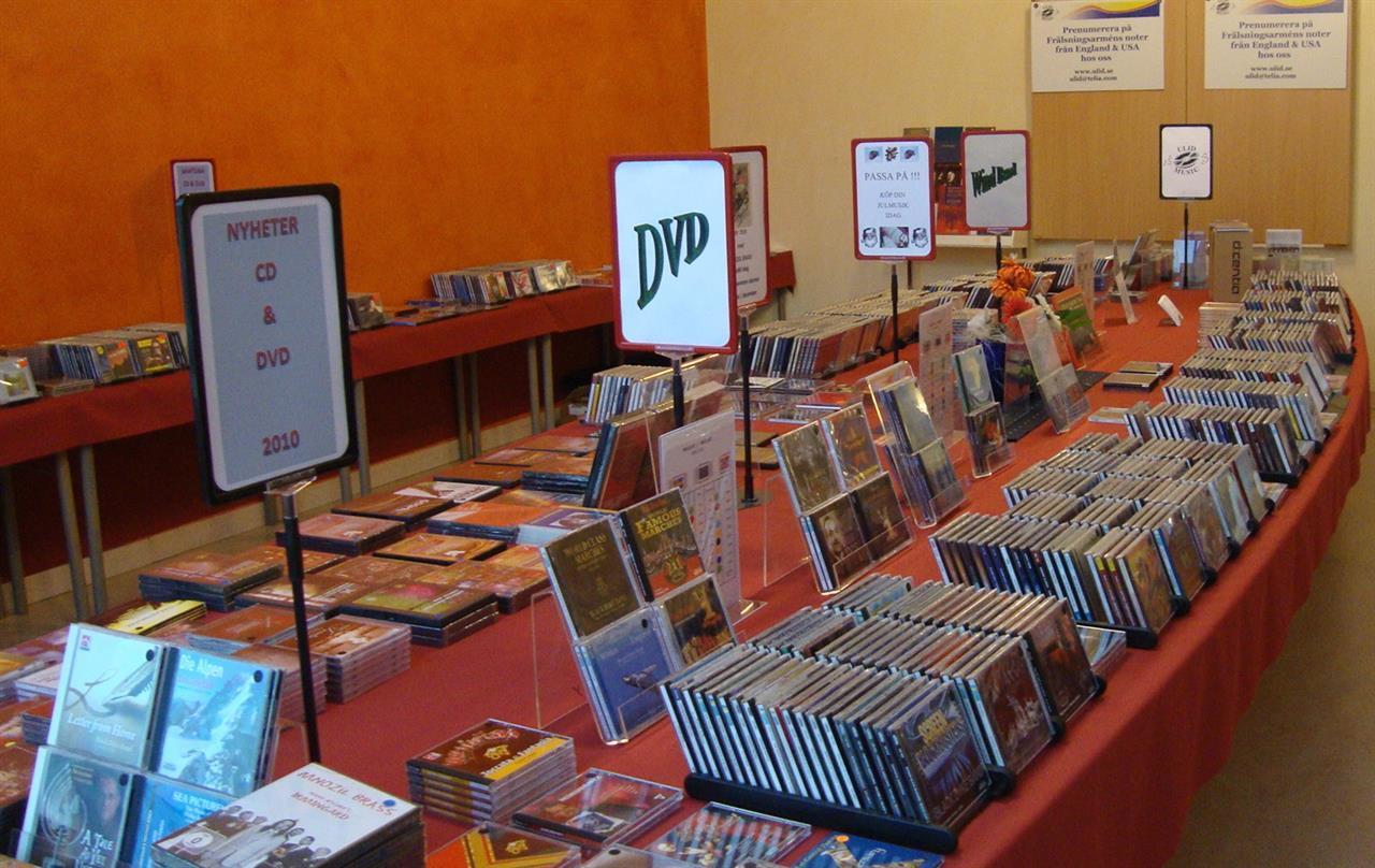 CD utställning