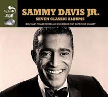 DAVIS SAMMY JR.: SEVEN CLASSIC ALBUMS 4CD