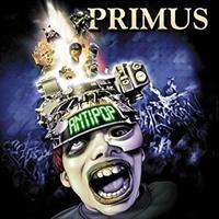 PRIMUS: ANTIPOP 2LP