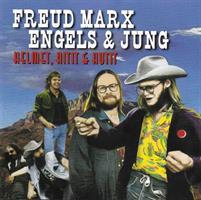 FREUD MARX ENGELS & JUNG: HELMET, HITIT & HUTIT-KÄYTETTY 2CD