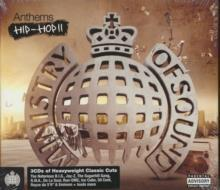 MINISTRY OF SOUND: ANTHEMS HIP-HOP II 3CD