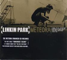 LINKIN PARK: METEORA-KÄYTETTY DIGIPACK CD
