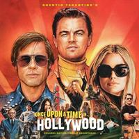 ONCE UPON A TIME IN HOLLYWOOD-LTD. ORANGE 2LP
