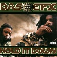 DAS EFX: HOLD IT DOWN-COLORED 2LP