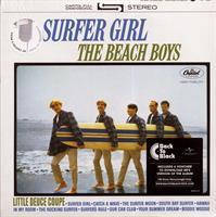 BEACH BOYS: SURFER GIRL LP