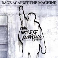 RAGE AGAINST THE MACHINE: THE BATTLE OF LOS ANGELES LP