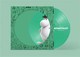 MOOMIN VALLEY-ORIGINAL SOUNDTRACK GREEN LP