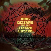 KING GIZZARD & THE LIZARD WIZARD: NONAGON INFINTY LP