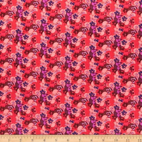 Pansy Rhubarb (under the sun). 10