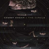 HAGAR SAMMY & THE CIRCLE: SPACE BETWEEN 2LP