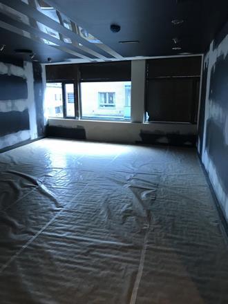 Nå kan man skifte farge uten å tenke på gulvet