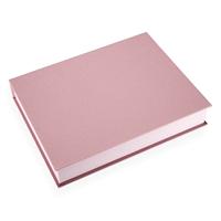 Vevboks A4 Dusty Pink