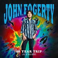 FOGERTY JOHN: 50 YEAR TRIP-LIVE AT RED ROCKS 2LP