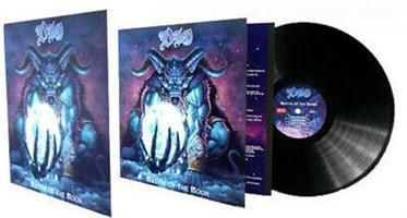 DIO: MASTER OF THE MOON-LTD. EDITION 3D COVER LP