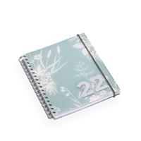 Kalender Plast A6+ Wire-o - 2022
