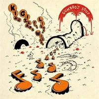 KING GIZZARD & THE LIZARD WIZARD: GUMBOOT SOUP-LTD. YELLOW LP