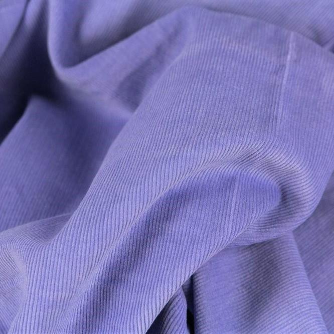 Fine Corduroy Plain, purple