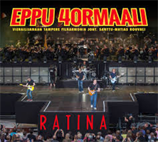 EPPU NORMAALI: RATINA 2LP+3CD