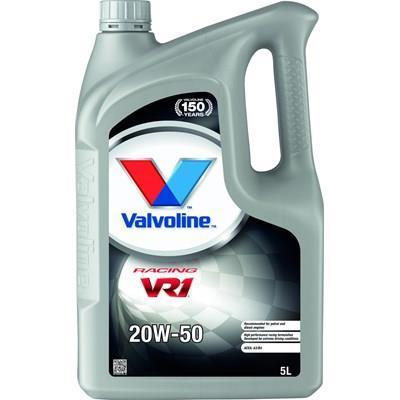 VALVOLINE VR1 RACING 20W-50 MOOTTORIÖLJY 5L