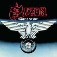 SAXON: WHEELS OF STEEL LP