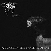 DARKTHRONE: A BLAZE IN THE NORTHERN SKY LP