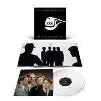 KRAFTWERK: TRANS-EUROPE EXPRESS-CLEAR LP