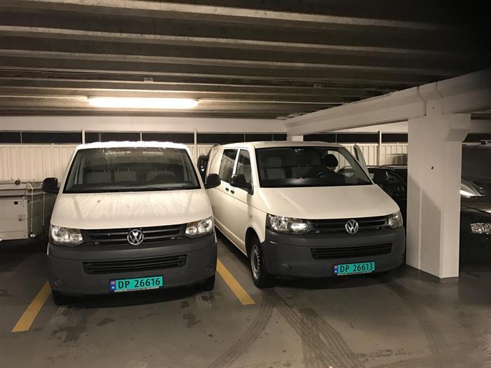 Nye servicebiler
