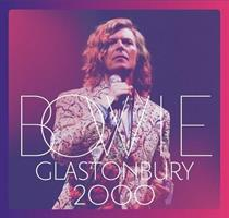 BOWIE DAVID: GLASTONBURY 2000 3LP