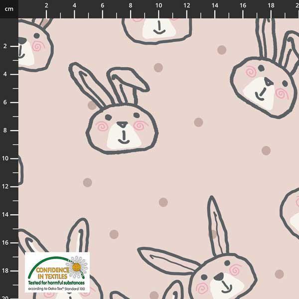 Isoli/Jogging Blushing bunny 17-344