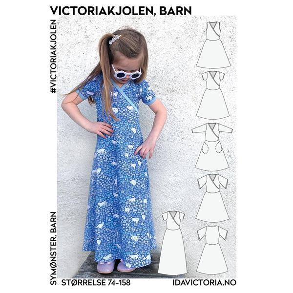 Victoriakjolen, barn