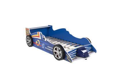 Windstorm Formula Car säng blå