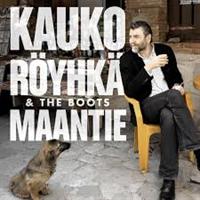 RÖYHKÄ KAUKO & THE BOOTS: MAANTIE LP