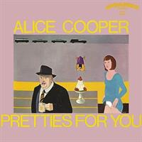 COOPER ALICE: PRETTIES FOR YOU-RED LP