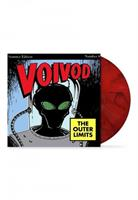 VOIVOD: THE OUTER LIMITS-RED WITH BLACK LP