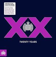 MINISTRY OF SOUND: XX-TWENTY YEARS 4CD