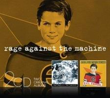 RAGE AGAINST THE MACHINE: RAGE AGAINST THE MACHINE/EVIL EMPIRE 2CD