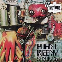 ZAPPA FRANK AND THE MOTHERS OF INVENTION: BURNT WEENY SANDWICH LP