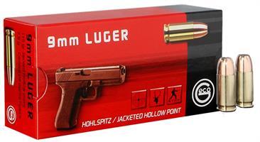 Geco 9mm 115gr HP (50st)