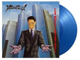 XENTRIX: FOR WHOSE ADVANTAGE? - BLUE LP