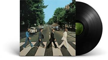 BEATLES: ABBEY ROAD-50TH ANNIVERSARY EDITION LP