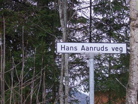 Hans Aanruds veg