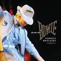 BOWIE DAVID: SERIOUS MOONLIGHT-LIVE '83 2CD