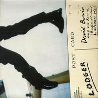 BOWIE DAVID: LODGER LP