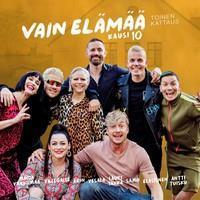 VAIN ELÄMÄÄ: KAUSI 10-TOINEN KATTAUS 2CD