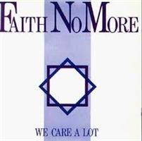FAITH NO MORE: WE CARE A LOT 2LP+CD