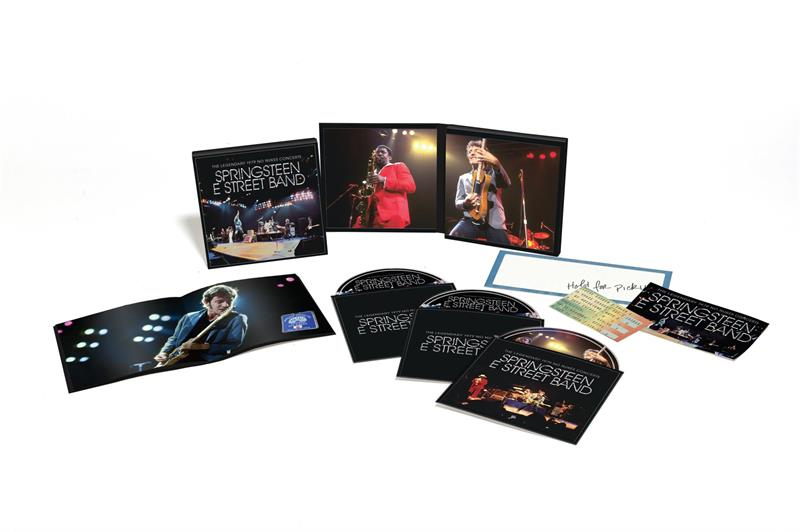 SPRNGSTEEN BRUCE & THE E-STREET BAND: 1979 NO NUKES CONCERTS 2CD+BLU-RAY