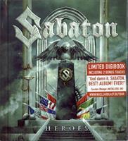 SABATON: HEROES-LIMITED DIGIBOOK CD