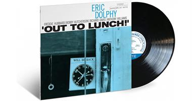DOLPHY ERIC: OUT TO LUNCH! LP (BLUE NOTE CLASSICS)