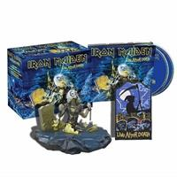IRON MAIDEN: LIVE AFTER DEATH-REMASTERED 2CD WITH FIGURE